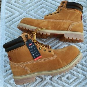Levi's | Wheat Harrison Engineer Men's Boots